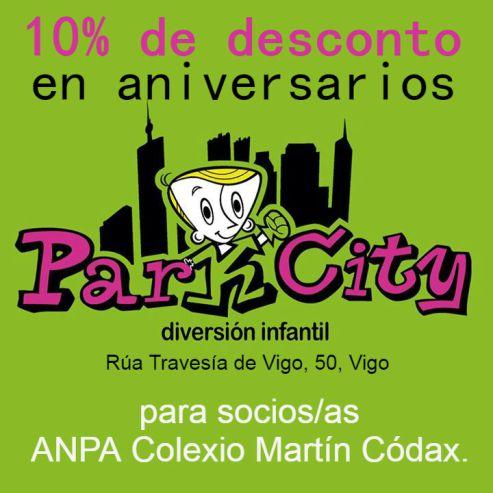 descuento Park city